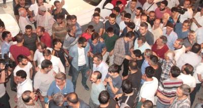 Yüzlerce Suriyeli Sınır Dışı Edildi