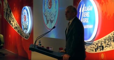 Haydar Özdemiroğlu'nun Taşeron İşçilere Yönelik Düzenleme Hakkında Konuşması