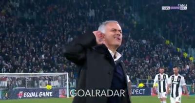 Jose Mourinho İtalya'da Yargı Dağıttı
