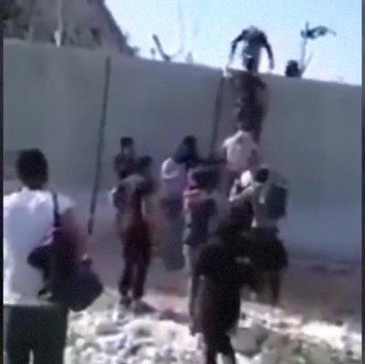 Suriye Sınırı Yol Geçen Hanı Gibi
